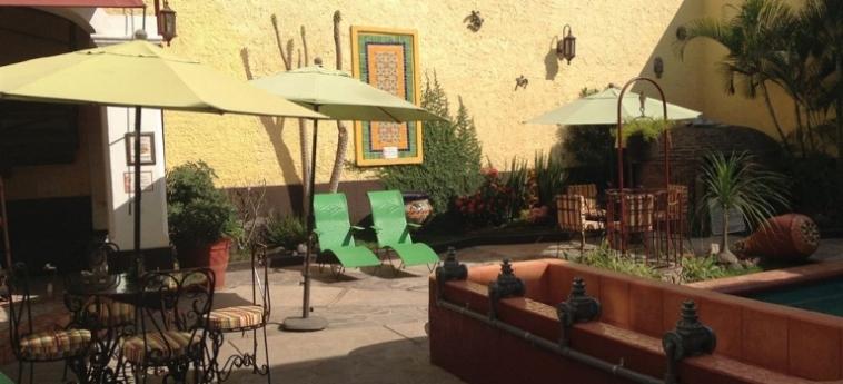 Spa Casa Armonía Hotel: Spa TLAQUEPAQUE - JALISCO