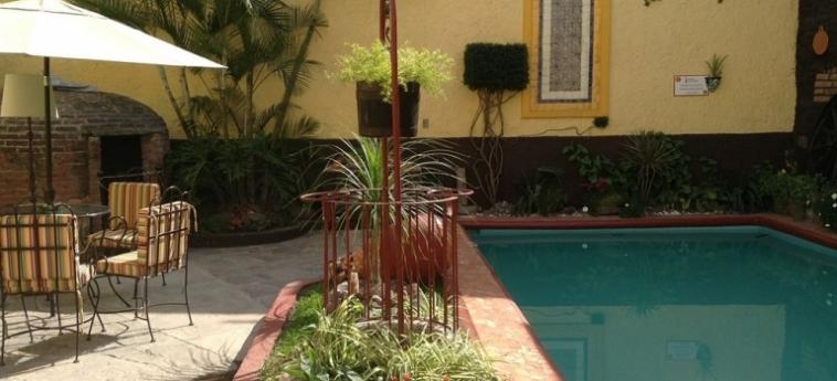 Spa Casa Armonía Hotel: Vista TLAQUEPAQUE - JALISCO
