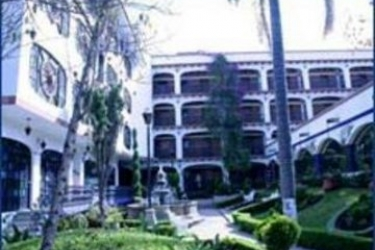 Hotel Jeroc's Plaza: Esterno TLAXCALA