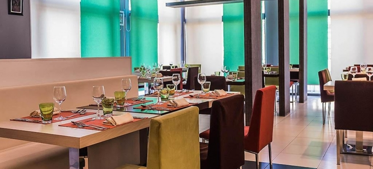 Hotel Ibis Tlemcen: Frühstücksraum TLEMCEN