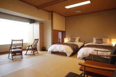 Hotel Sun-Urashima Yuukinosato: Chanbre TOBA - MIE PREFECTURE