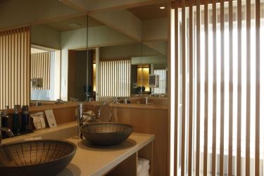 Hotel Sun-Urashima Yuukinosato: Lavabo TOBA - MIE PREFECTURE