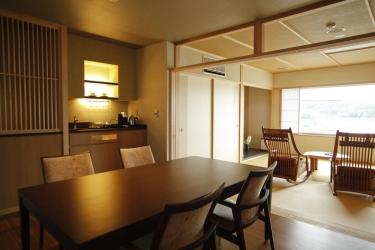 Hotel Sun-Urashima Yuukinosato: Living area TOBA - MIE PREFECTURE