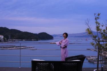 Hotel Sun-Urashima Yuukinosato: Vue de l'Hotel TOBA - MIE PREFECTURE