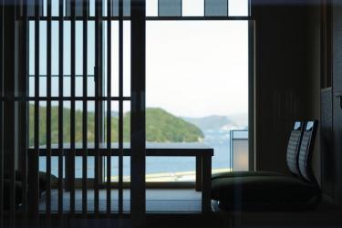 Hotel Sun-Urashima Yuukinosato: Vue des chambres TOBA - MIE PREFECTURE