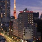 Hotel Shinbashi Atagoyama Tokyu Rei