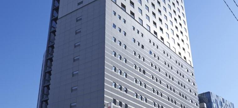 Hotel Sunroute Higashi Shinjuku: Exterior TOKYO