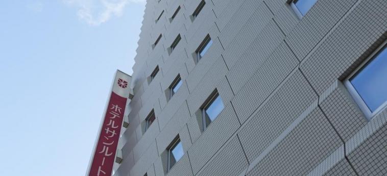 Hotel Sunroute Higashi Shinjuku: Facade TOKYO