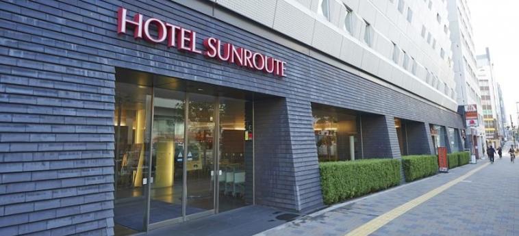 Hotel Sunroute Higashi Shinjuku: Income TOKYO