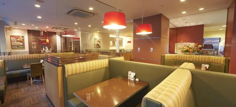 Hotel Sunroute Higashi Shinjuku: Interior TOKYO