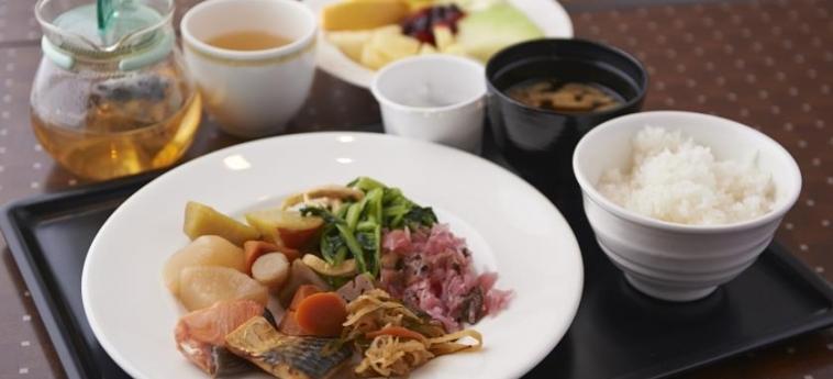 Hotel Sunroute Higashi Shinjuku: Restaurant TOKYO