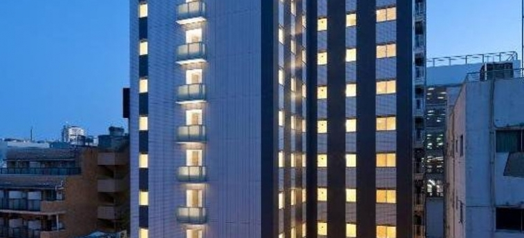 Hotel Via Inn Shinjuku: Exterior TOKYO