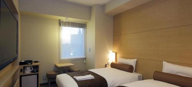 Hotel Via Inn Shinjuku: Habitaciòn Doble TOKYO