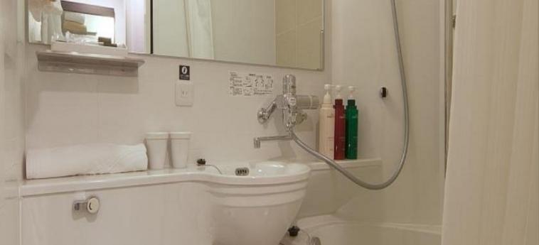 Apa Hotel Higashi Shinjuku Kabukicho: Bathroom TOKYO