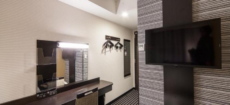 Apa Hotel Higashi Shinjuku Kabukicho: Dettagli Strutturali TOKYO