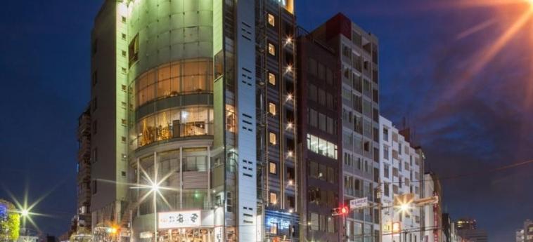 Apa Hotel Higashi Shinjuku Kabukicho: Exterior TOKYO