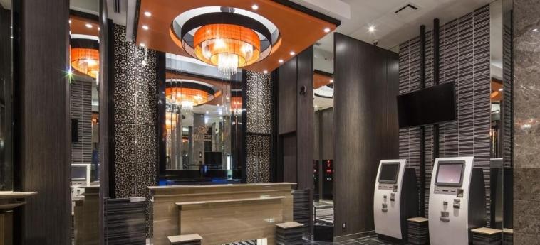 Apa Hotel Higashi Shinjuku Kabukicho: Hall TOKYO