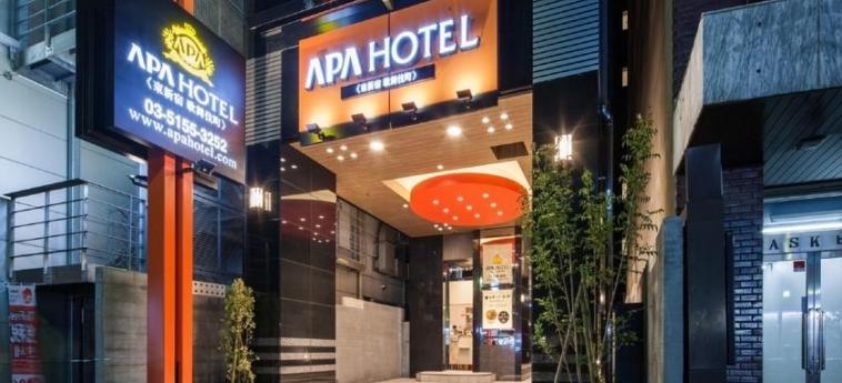 Apa Hotel Higashi Shinjuku Kabukicho: Income TOKYO