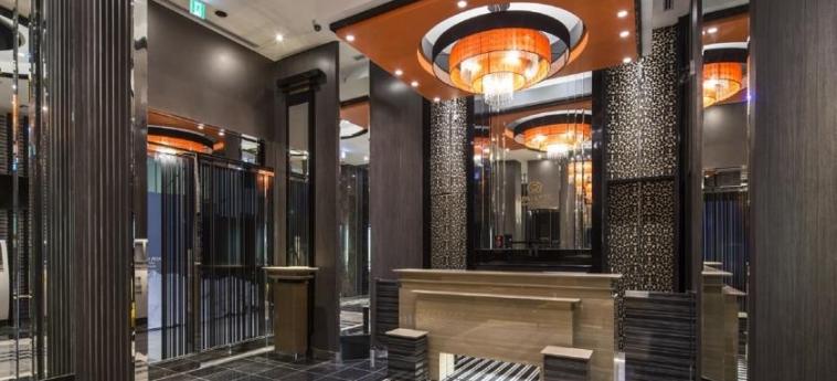 Apa Hotel Higashi Shinjuku Kabukicho: Reception TOKYO