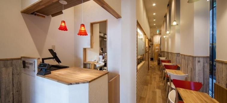 Apa Hotel Higashi Shinjuku Kabukicho: Restaurant TOKYO