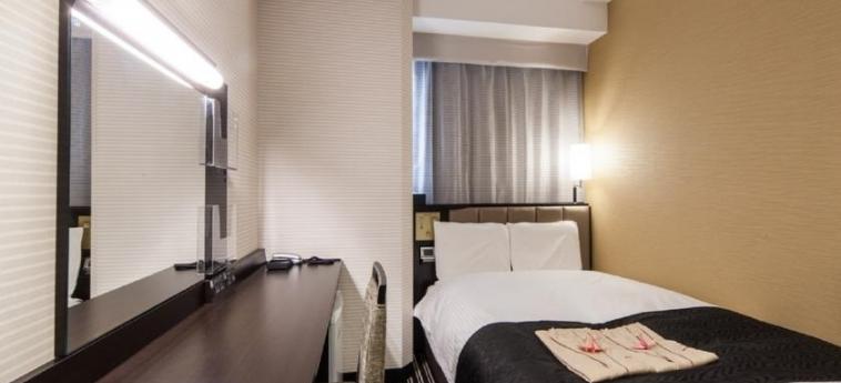 Apa Hotel Higashi Shinjuku Kabukicho: Room - Single TOKYO