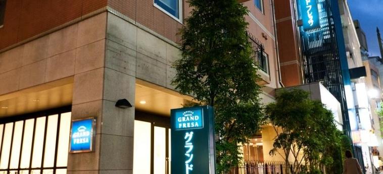 Hotel Grand Fresa Akasaka: Exterior TOKYO