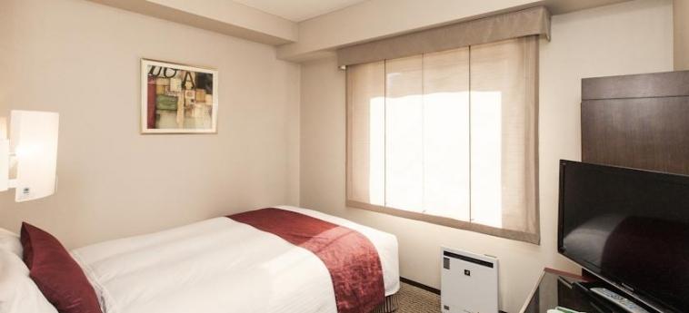 Hotel Grand Fresa Akasaka: Habitaciòn Doble TOKYO