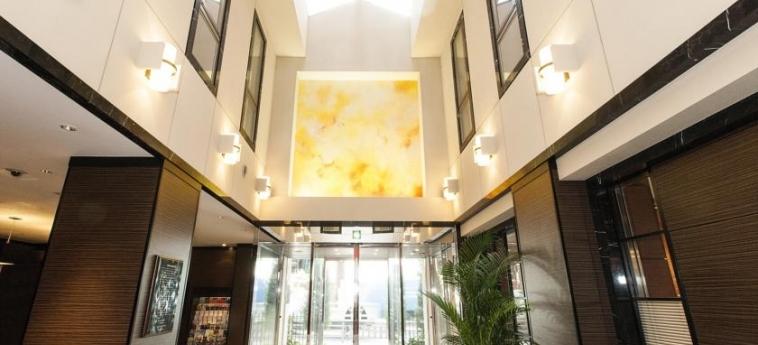 Hotel Grand Fresa Akasaka: Hall TOKYO