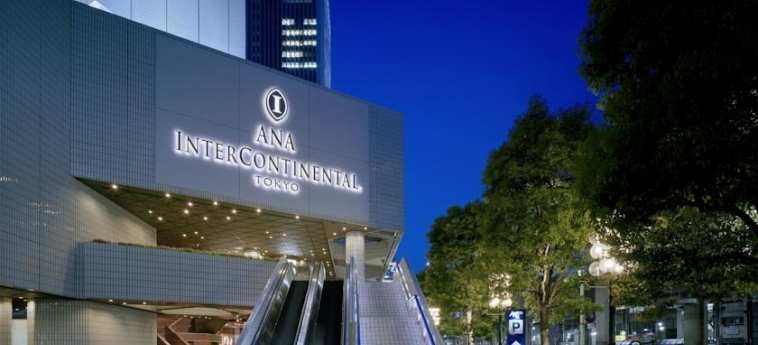 Hotel Intercontinental Ana Tokyo: Exterior TOKYO