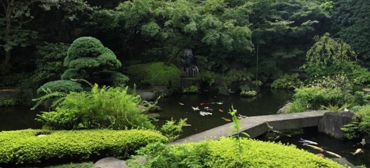 Hotel Intercontinental Ana Tokyo: Garden TOKYO
