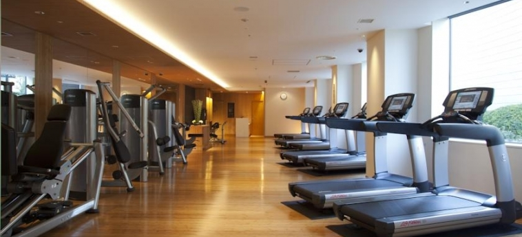 Hotel Intercontinental Ana Tokyo: Gym TOKYO