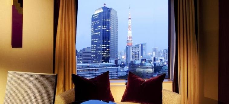Hotel Intercontinental Ana Tokyo: Overview TOKYO