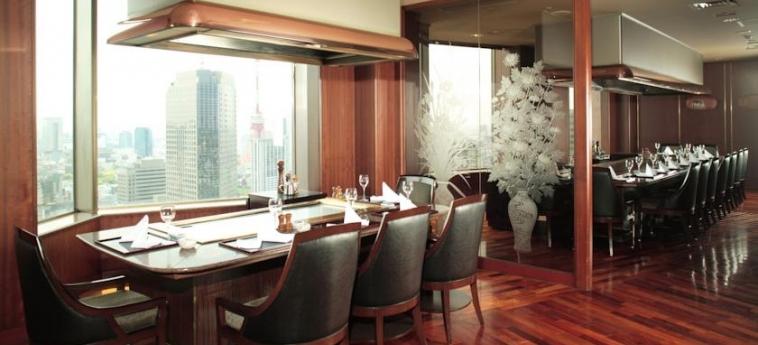 Hotel Intercontinental Ana Tokyo: Panoramic Restaurant TOKYO