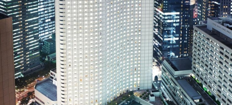 Hotel Hilton: Exterior TOKYO