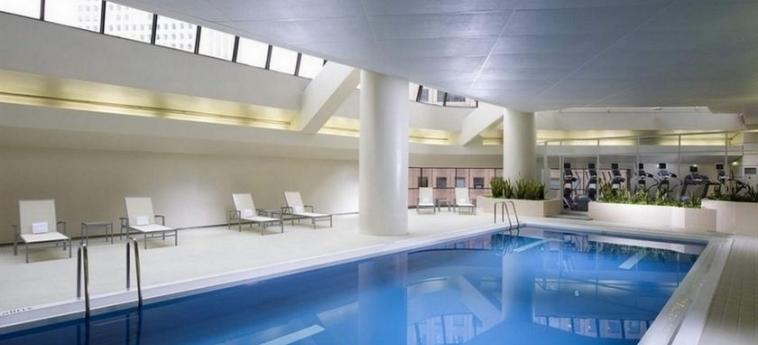 Hotel Hilton: Swimming Pool TOKYO