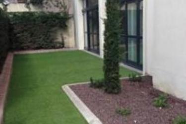 Privilege Appart-Hotel Saint Exupery: Giardino TOLOSA