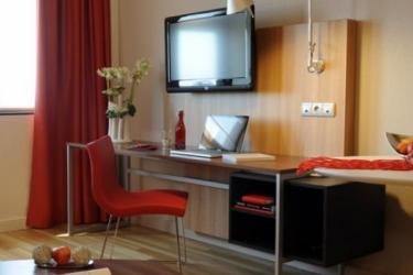 Aparthotel Adagio Toulouse Parthenon: Dettagli Strutturali TOLOSA