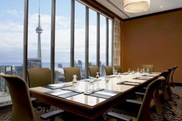 Hotel Sheraton Centre Toronto: Lounge Bar TORONTO