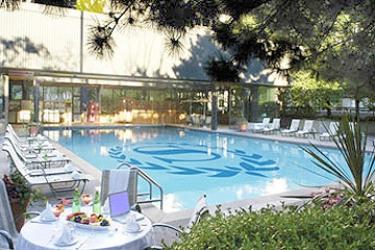 Hotel Sheraton Centre Toronto: Swimming Pool TORONTO