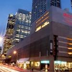 Hotel Toronto Marriott Bloor Yorkville