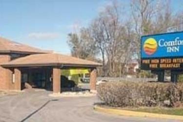 Hotel Comfort Inn East - Scarborough: Esterno TORONTO