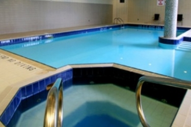 Hotel Four Points By Sheraton Mississauga Meadowvale: Indoor Swimmingpool TORONTO