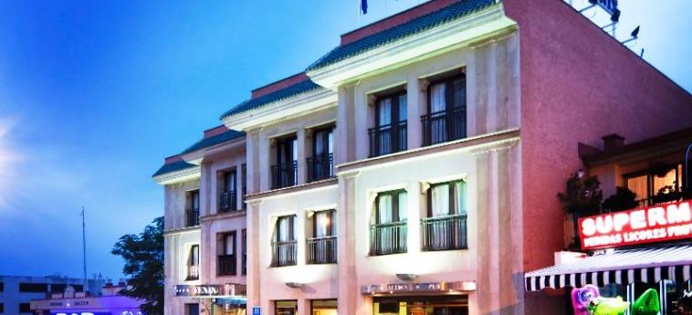 Hotel Fenix Torremolinos: Exterior TORREMOLINOS - COSTA DEL SOL