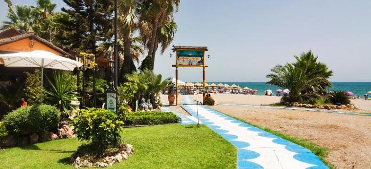 Hotel Fenix Torremolinos: Playa TORREMOLINOS - COSTA DEL SOL