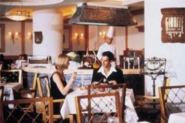 Hotel Crowne Plaza: Bar TOTES MEER-EIN BOKEK