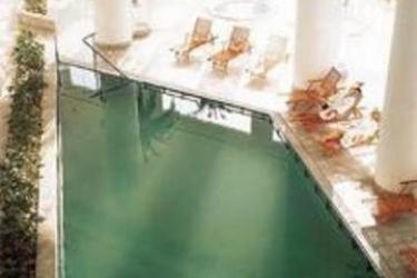 Hotel Crowne Plaza: Spa TOTES MEER-EIN BOKEK