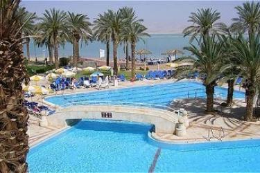 Hotel Crowne Plaza: Swimming Pool TOTES MEER-EIN BOKEK
