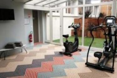 Privilege Appart-Hotel Saint Exupery: Salle de Gym TOULOUSE