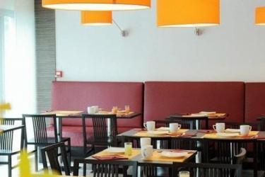 Zenitude Hotel & Residences Le Parc De L'escale: Restaurant TOULOUSE