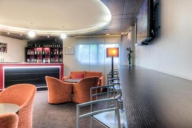 Zenitude Hotel & Residences Le Parc De L'escale: Bar TOULOUSE